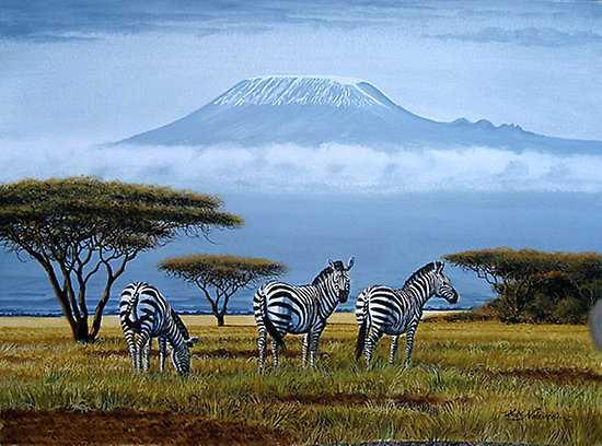 Kilimanjaro - Frances Ngige
