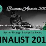 We're award finalists!