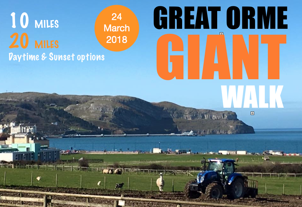 Great Orme Giant Walk