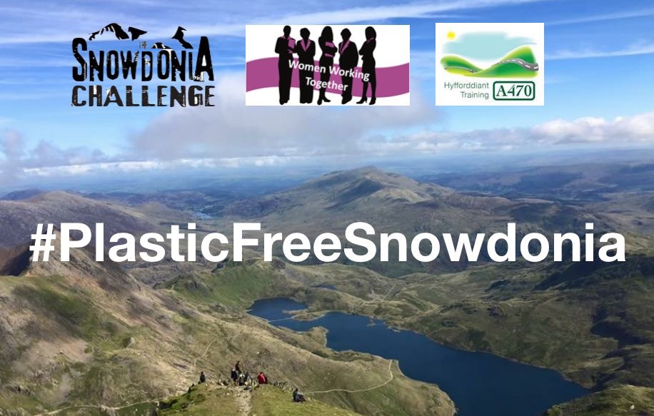 Plastic Free Snowdonia