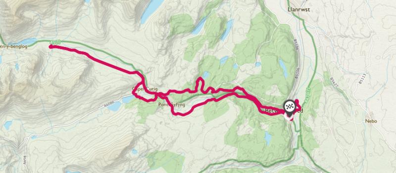 Snowdonia Challenge Day 2