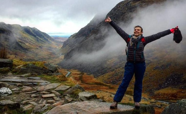 Full Moon Challenge - Snowdon - in aid of Marie Curie