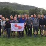 ABF The Soldiers Charity - Snowdonia Challenge team