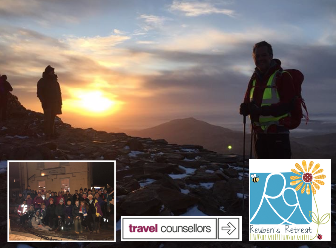Snowdon SunRaise - Travel Counsellors (Private Event)