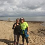 Women Walking Wales