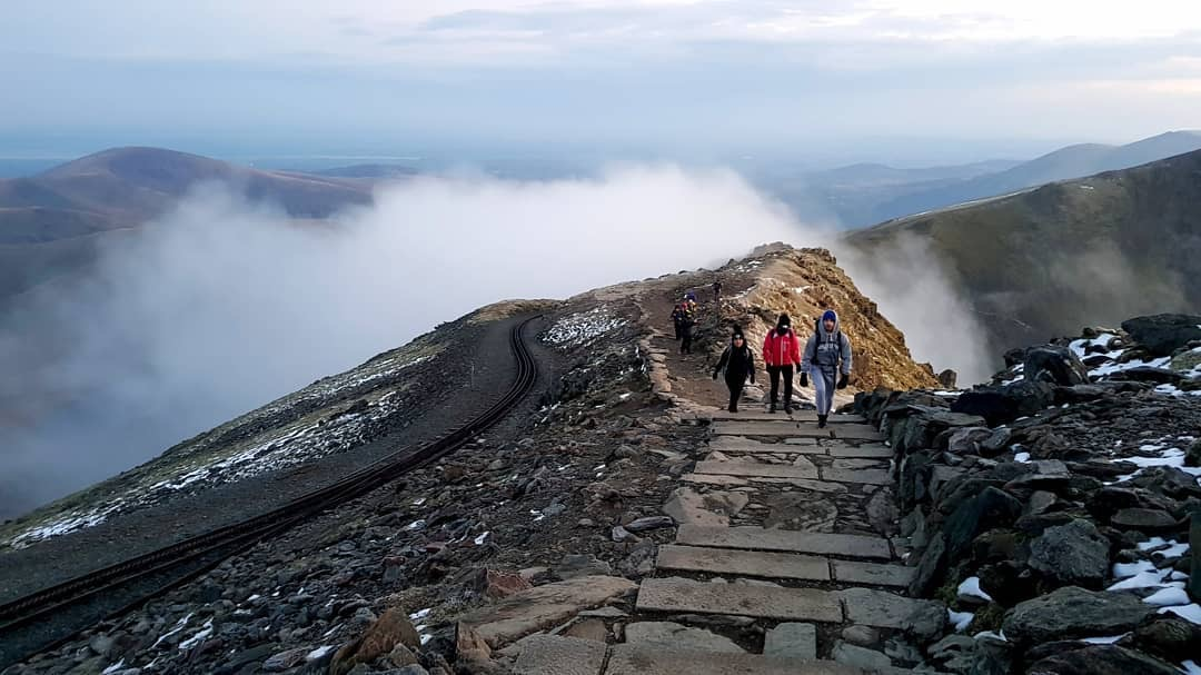 Snowdon with Reuben's Retreat - September 2019
