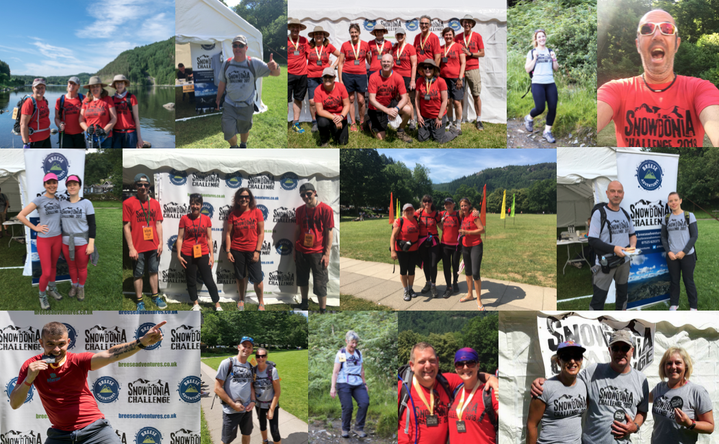 Snowdonia Challenge 2019 - OPEN & TEAM ENTRY