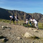 Adapted Snowdon – Wheelchair Challenge – Nick Markham, Travel Counsellors