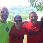 Snowdonia Challenge 2018 - Maria, Russell, Tracey, Stu