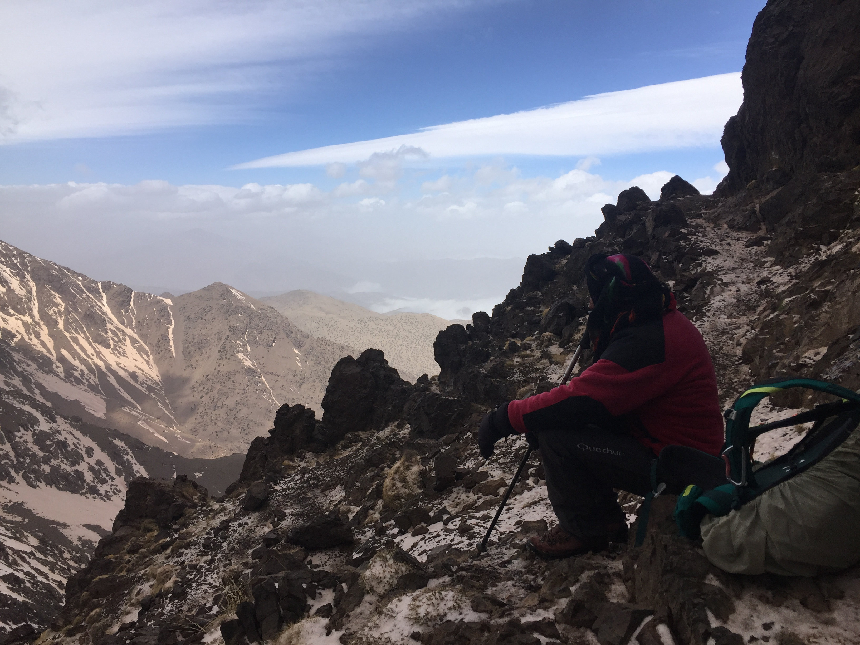 Mt Toubkal and the Atlas Mountains - May 2020