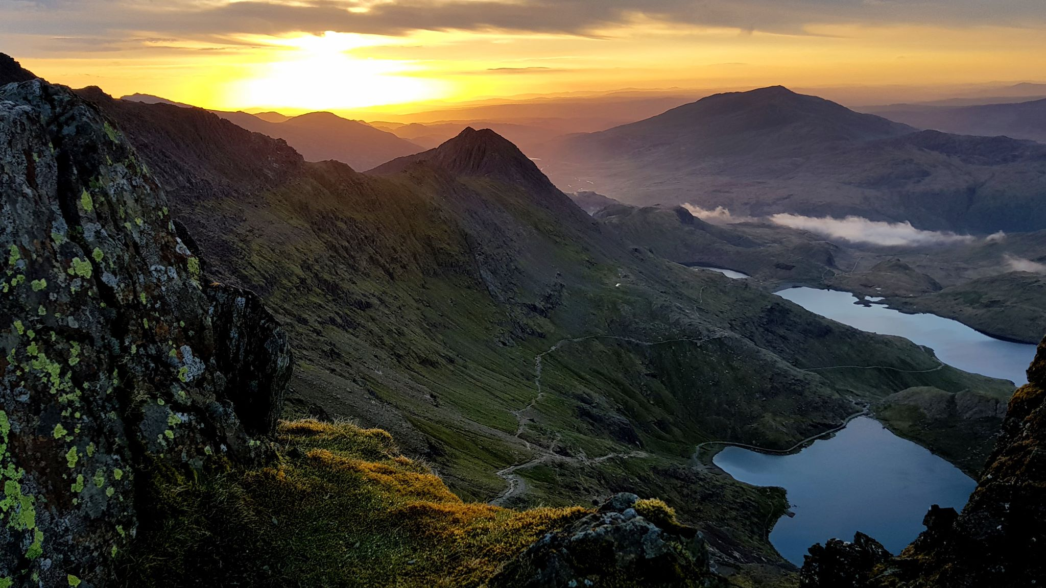 Snowdon Sunrise - Big Change Manchester