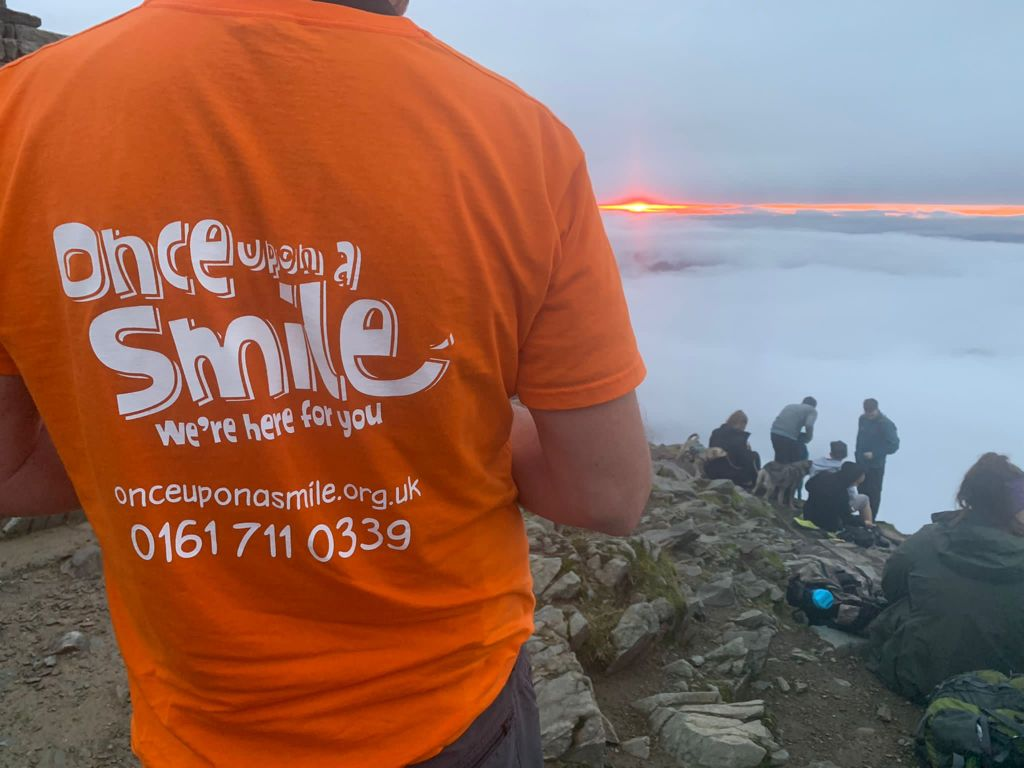 Once Upon a Sunrise - Snowdon