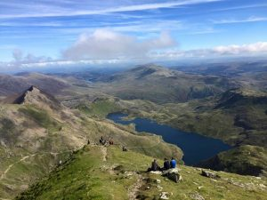 Snowdon best views in UK
